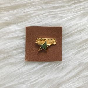 '90s / Dallas Stars Pin
